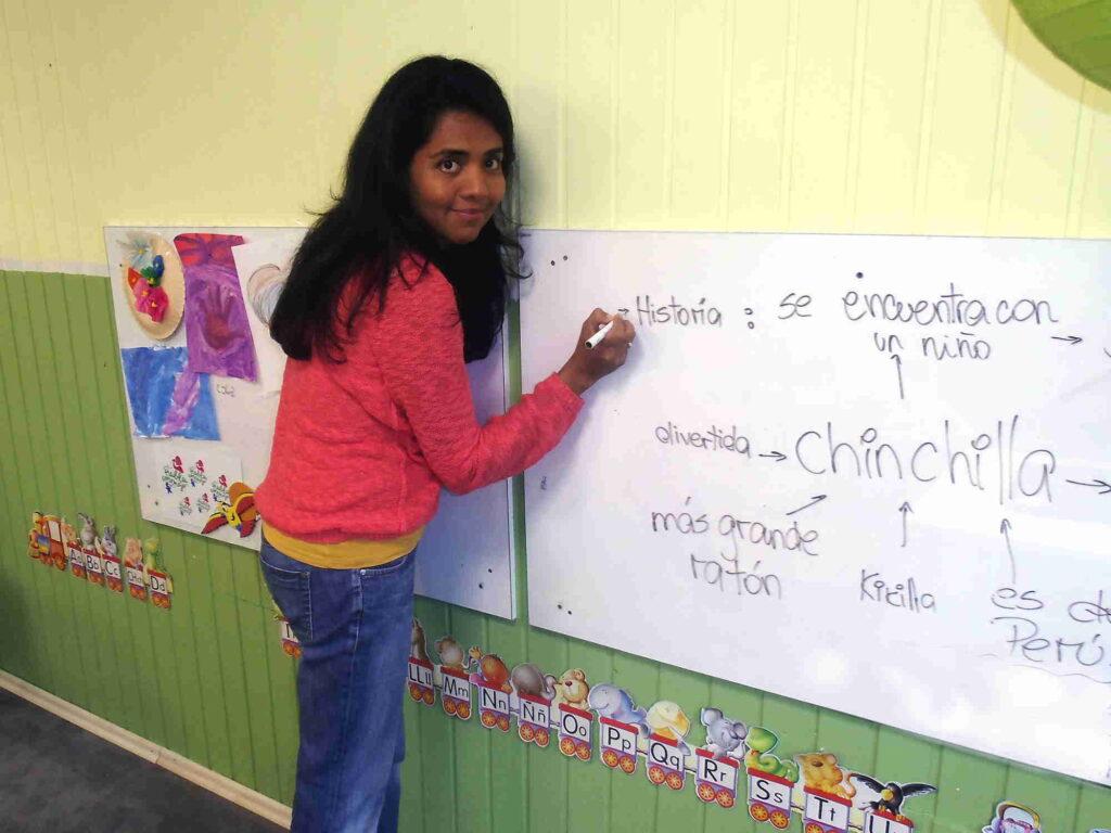 Habla Conmigo - Español para Niños - Clases de Español en Erlangen - Maria Graciela Hurtado