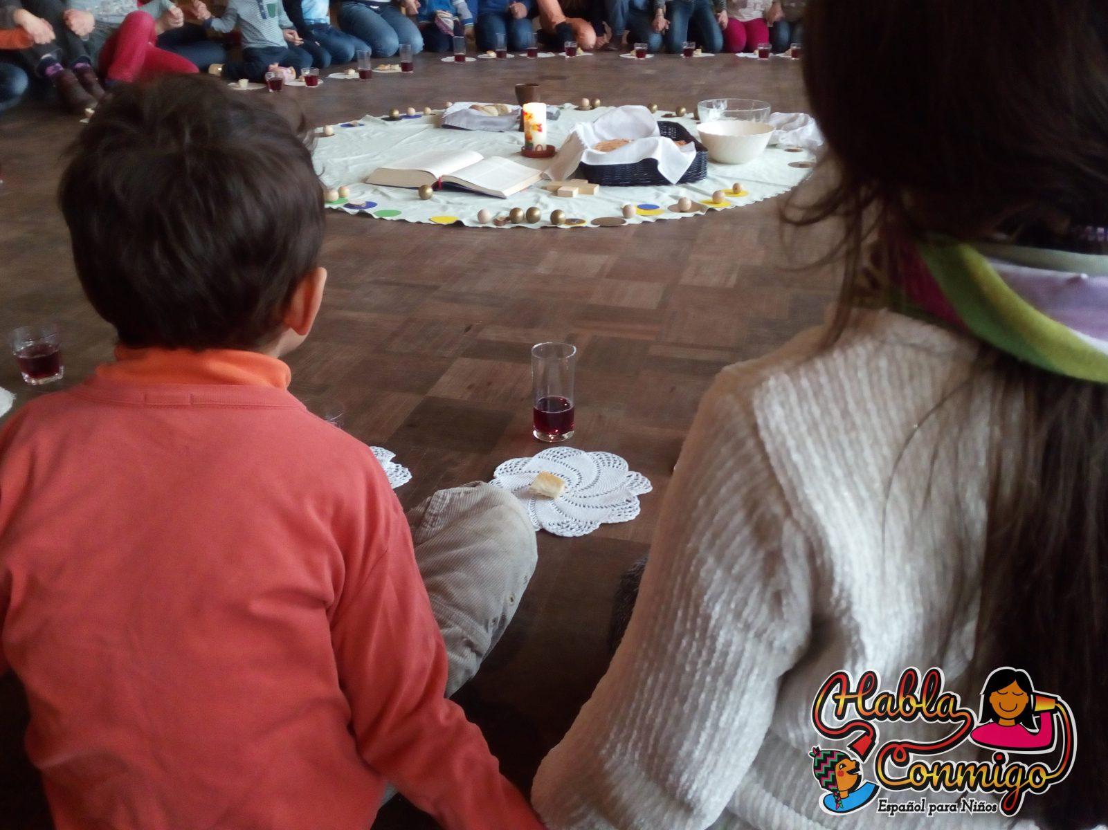 Semana santa bilingüe en Franconia
