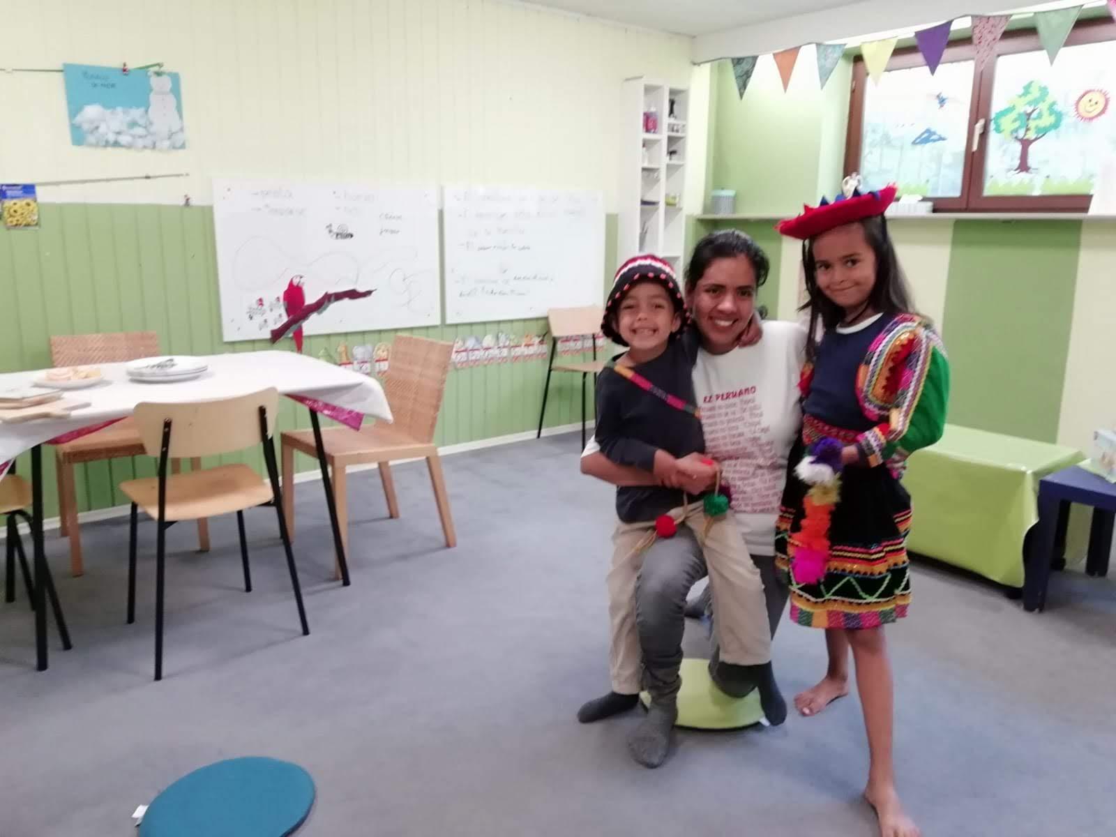 La identidad cultural en una familia bilingüe