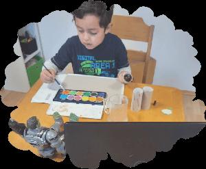 Clases online de español para niños
