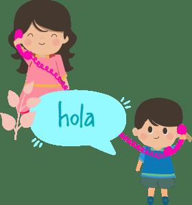 Habla Conmigo - Español para niños
